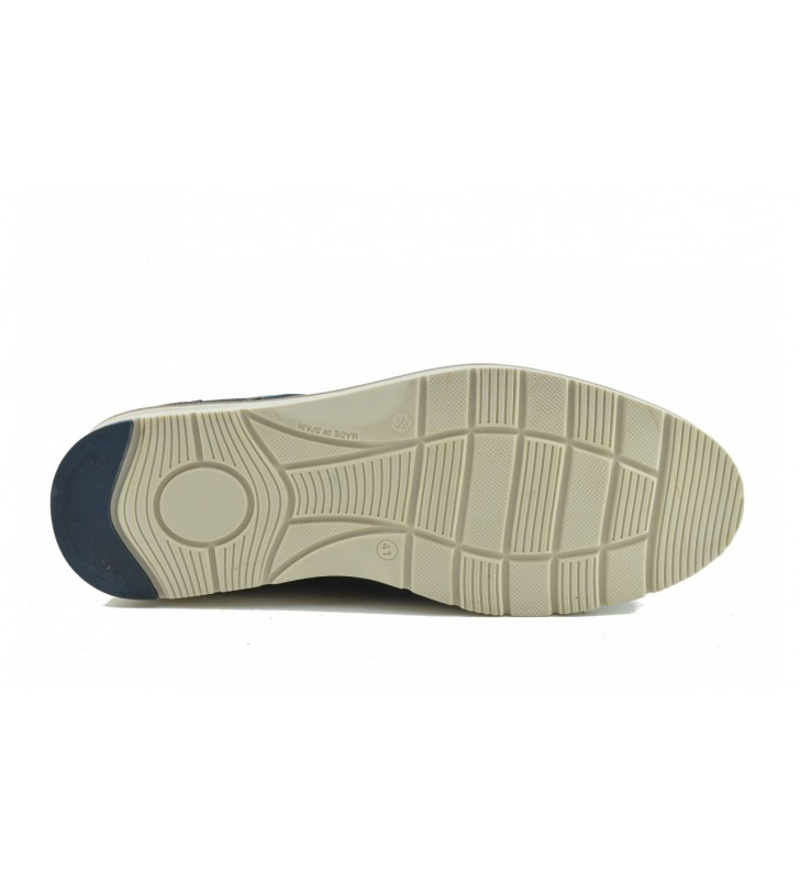 Marine casual men's shoe 1