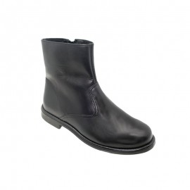 Leather ankle boots Man Borreguillo