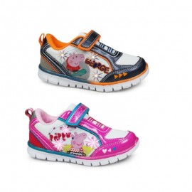 Zapatillas con Luces Pepa Pig