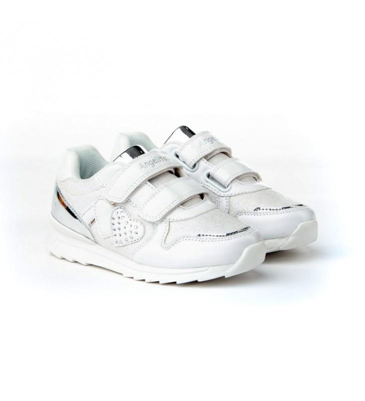 Sports Hearts Fashion Angelitos white