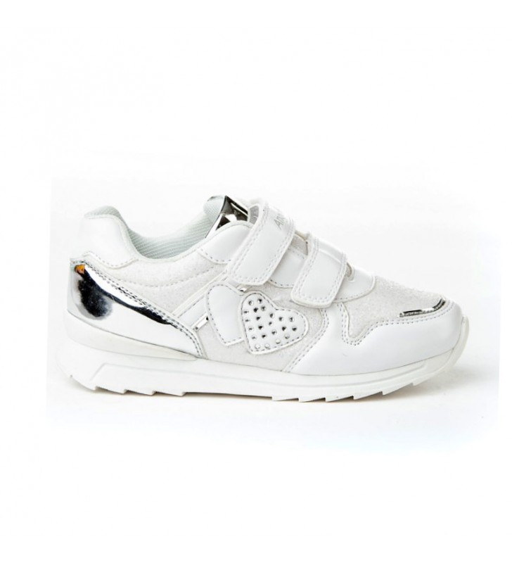 Sports Hearts Fashion Angelitos white 2