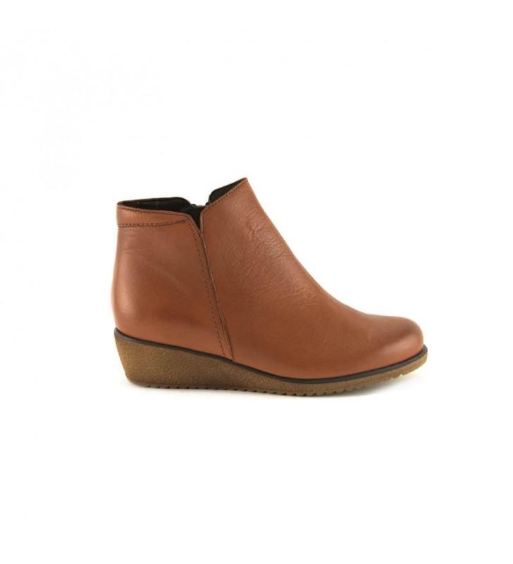 Women's Tupie Leather Bootie 1