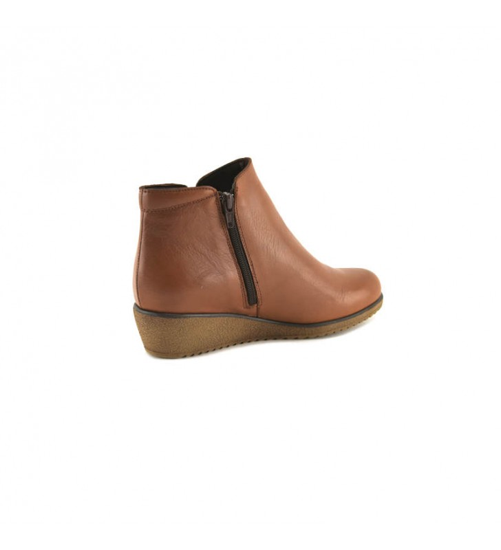 Women's Tupie Leather Bootie 2
