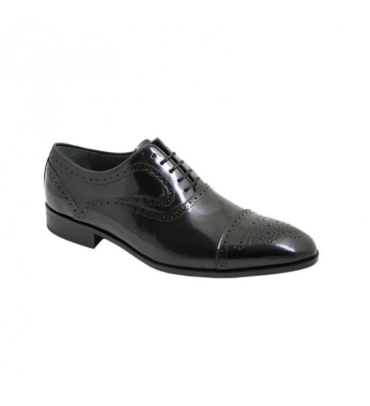 Zapato Caballero Traje Florentic Marino negro