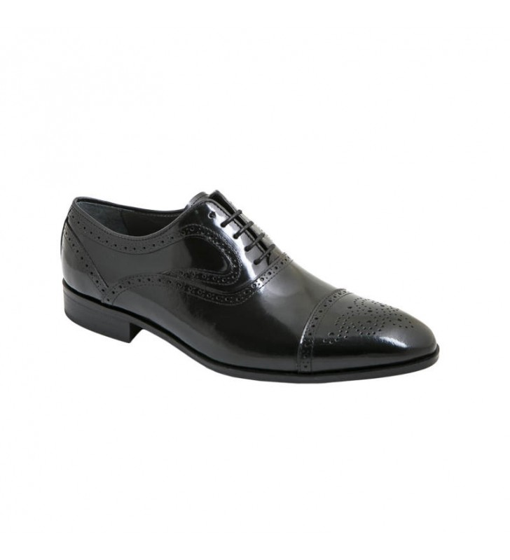 Knight shoe Florentic Black Suit