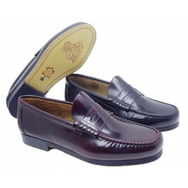 Zapatos hombre castellanos negro 1