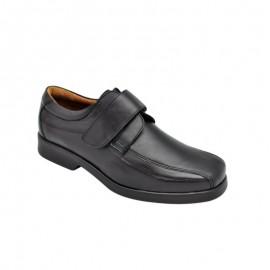 Zapatos Hombre Comodo Velcro