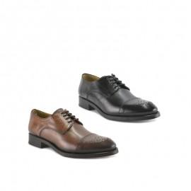 Zapatos Vestir Caballero Piel Oxford