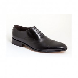 Shoe Leather Man Dressing Black