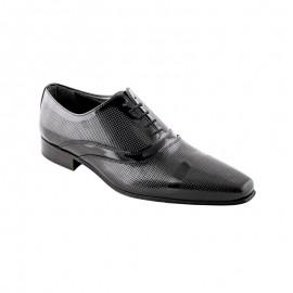 Zapatos ceremonia charol negro