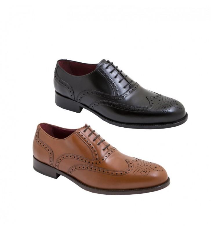 31b90759f4 Zapatos Piel Hombre Oxford Vestir