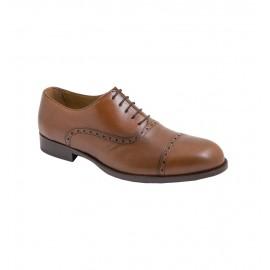 Zapato Vestir Suela de Cuero