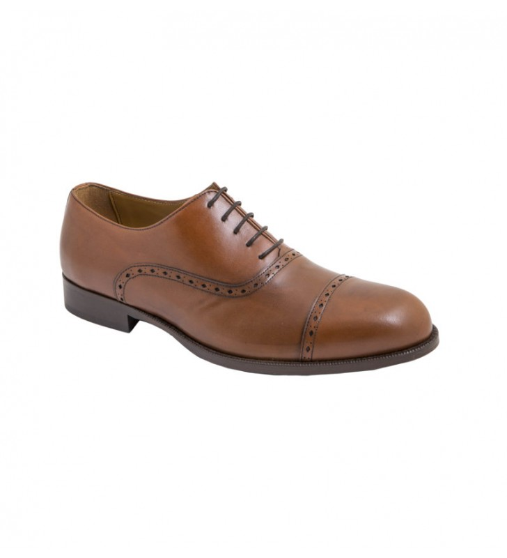 Brown Dress Shoe Leather Sole