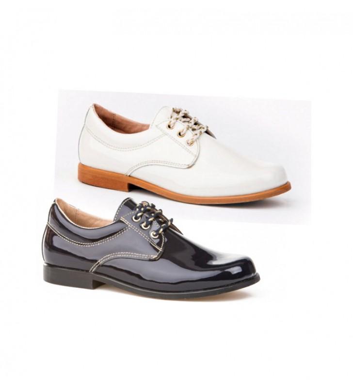 4603f151d6a Zapatos Comunión Charol