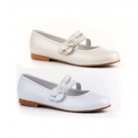 Communion Shoes Girl Angelitos
