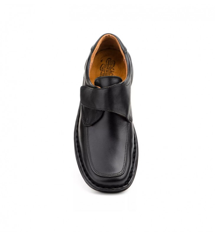 Velcro comfortable knight shoe 1