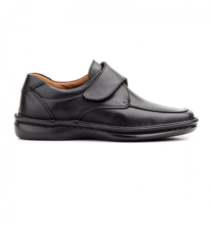 Velcro comfortable knight shoe 2