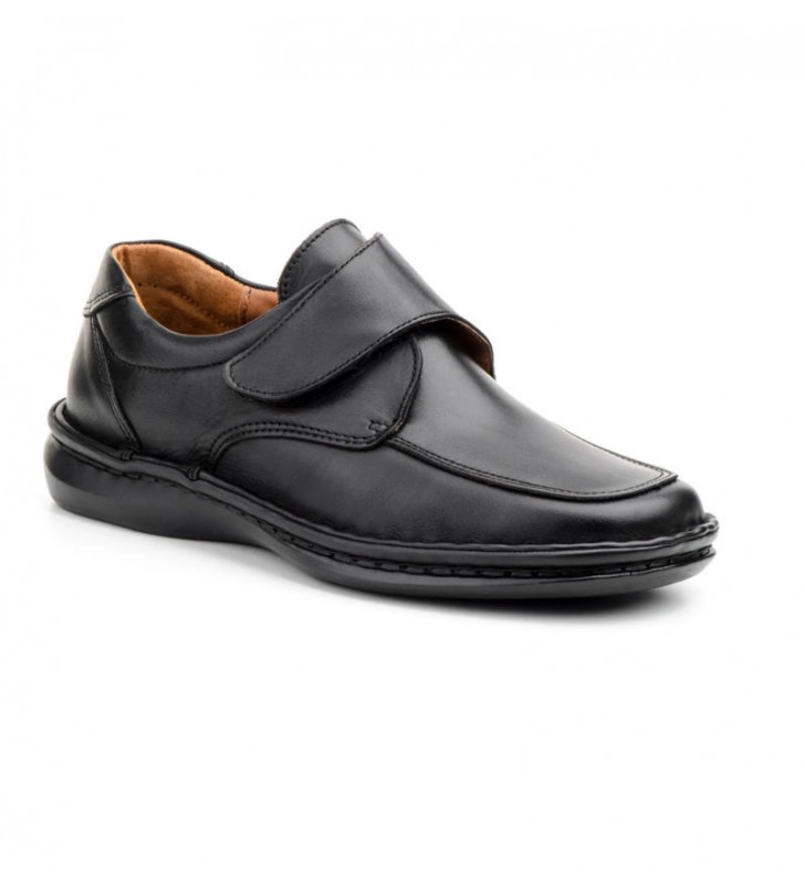 Velcro comfortable knight shoe 3