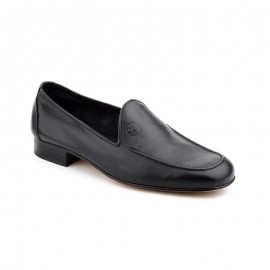 Leather shoe JULIO IGLESIAS