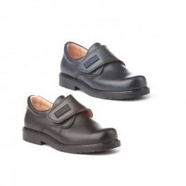 Zapato Colegial Niño Piel