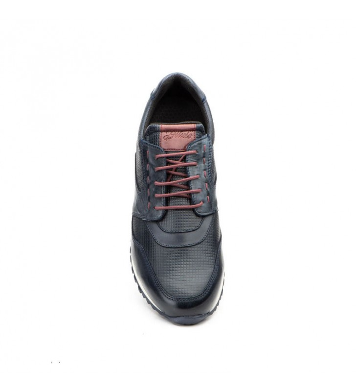 Sporting Men Casual Leather
