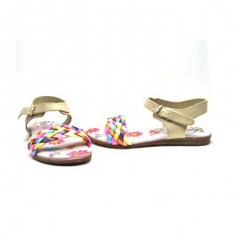 Sandals Girl Skin