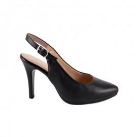 Zapatos Mujer Destalonados Tacón