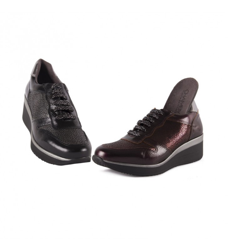 Urban Outlet Leather Sneakers