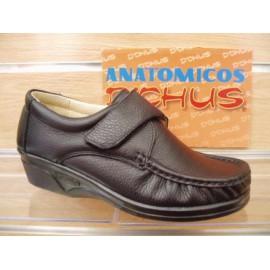 Anatomical shoe woman