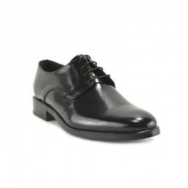 Men's shoes with laces Leather