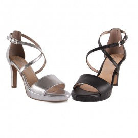 Comfortable platform heel shoes