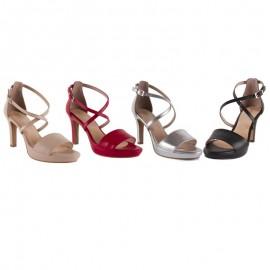 Zapatos tacón plataforma cómodos