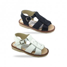 Child Leather Sandal