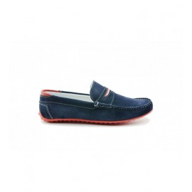 Mocasines outlet caballero piel