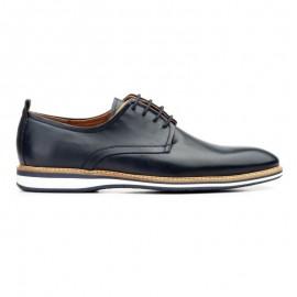 Men Shoes Leather Laces 1