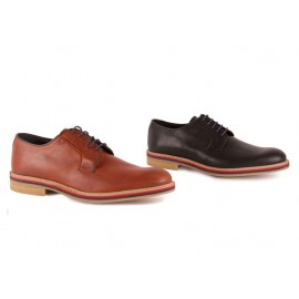Zapatos hombre blucher casual oferta 1