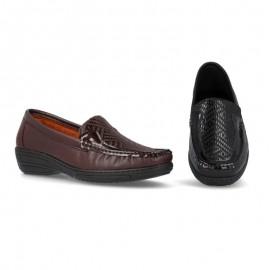 Zapatos Cómodos Piel