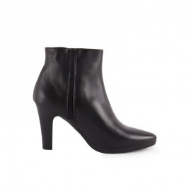 Woman ankle boots high heel 1