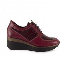Zapatillas Urbanas Mujer Cuña