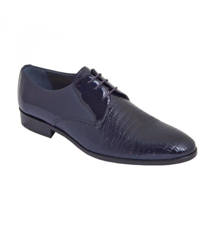 Zapatos Ceremonia Piel Charol