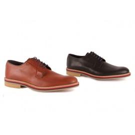 Zapatos Piel Hombre Vestir Becool 1
