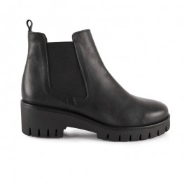 Chelsea boots woman leather