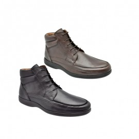 Comfortable Urban Men's Ankle Boots