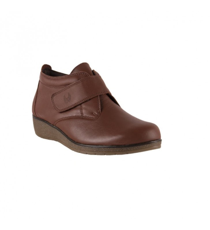 Comfortable Velcro Women's Ankle Boots