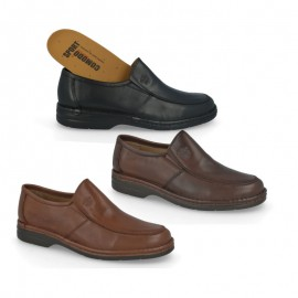Comfortable Loafers Removable Insole