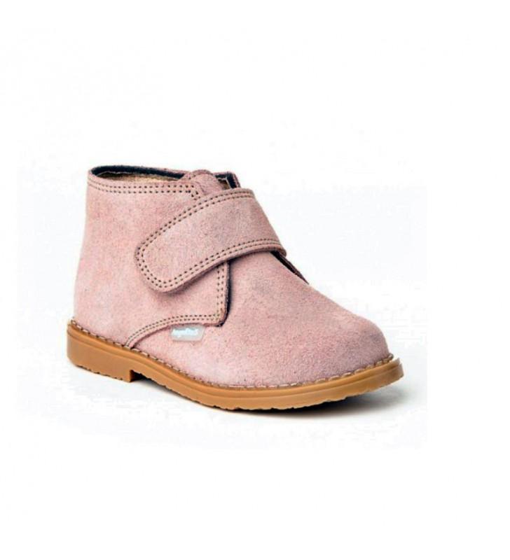 Pisacacas boots velcro angelitos