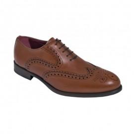 Zapatos Vestir Oxford Suela cuero