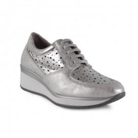 Zapato Mujer Cómodo Cordones