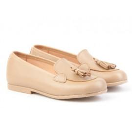 Zapatos comunión piel cuero