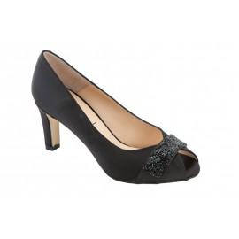 Oferta zapato negro outlet ÁNGEL ALARCÓN